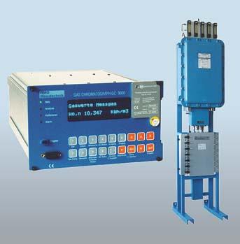Газовый хроматограф PGC 9000